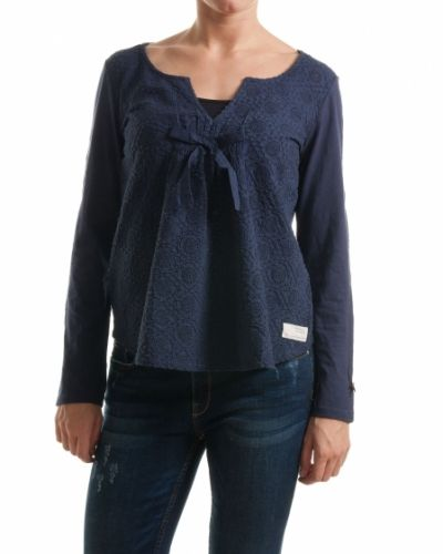 Odd Molly Odd molly blus re-feel dark blue