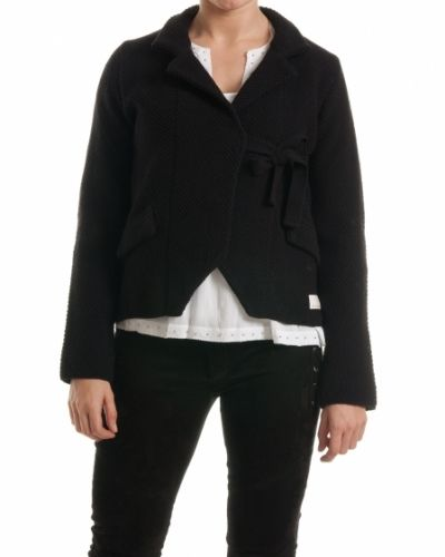 Odd Molly Odd molly kofta the knit jacket almost black