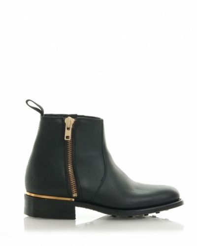 Sko Primeboots ascot majesty low black från Primeboots