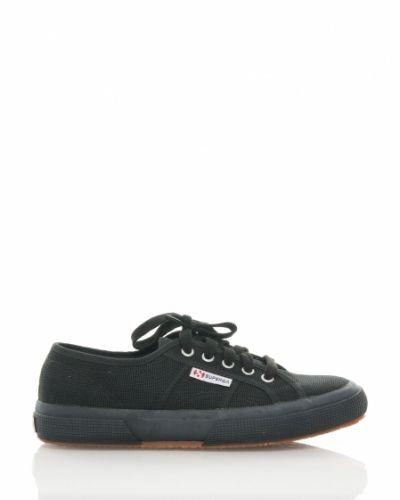Super sneaker cotu classic black Superga sko till dam.