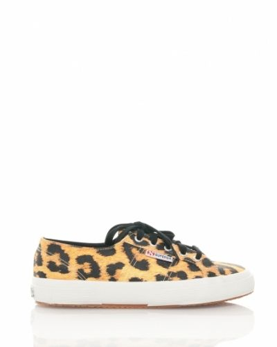 Sko SUPERGA SNEAKER ANIMAL LEOPARD - 39 från Superga