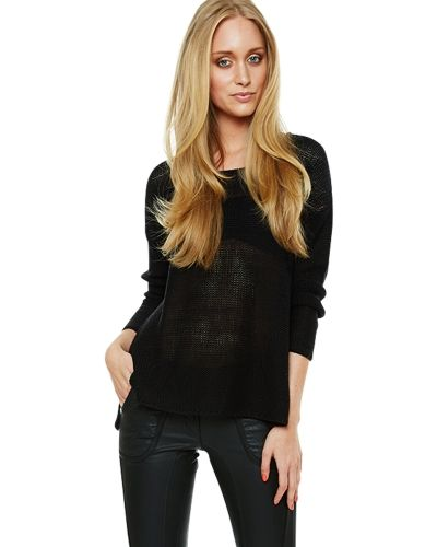 Till dam från Rut & Circle, en svart tröja.