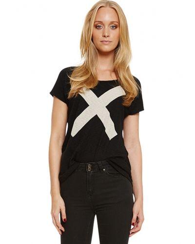 Peg X T-shirt Rut & Circle linnen till dam.