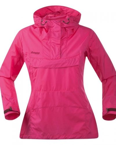 Bergans Cecilie Microlight Anorak M, Bougainvillea/Strawberry