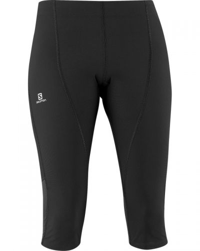 Salomon Endurance 3/4 Tight W XS, Black