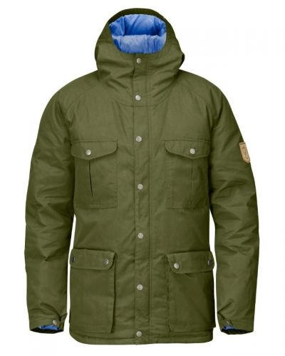 Fjallraven Greenland Down Jacket S, New Moss