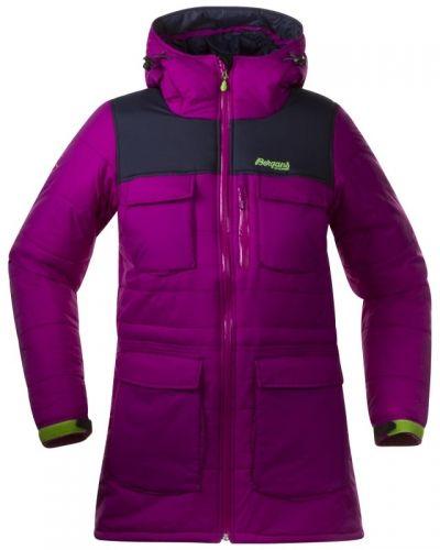Höst- och vinterjacka Juvass Insulated Lady Jacket XS, Dk Tulip/Navy/Timothy från Bergans