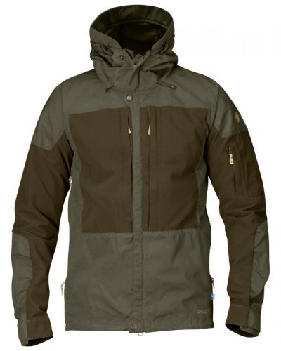 Fjallraven Keb Jacket XS, Black