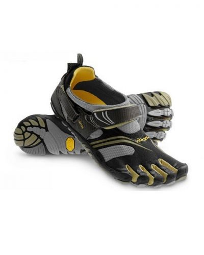Fivefingers KMD Sport Men's 46, Black/Gold