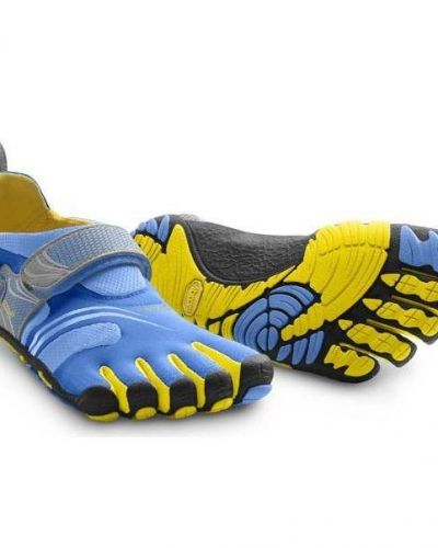 Fivefingers KMD Sport Women's 40, Blue/Yellow/Grey