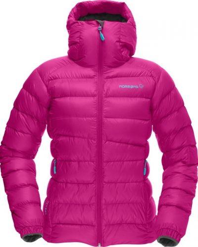 rosa vinterjacka dam