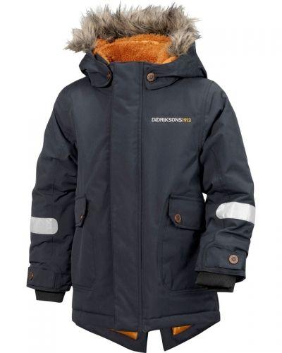 Malö Kid's Jacket 110, Burnt Glow Didriksons höst- och vinterjacka till barn.