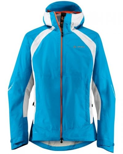 Men's Cassons Jacket XL, Teal Blue Vaude vindjacka till herr.