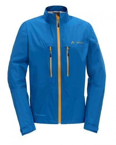 Men's Tiak Jacket M, Blue Vaude regnjacka till herr.