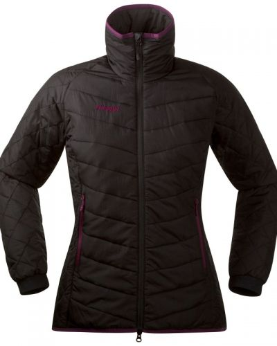 Bergans Nosi Insulated Lady Jacket XS, Black/Plum