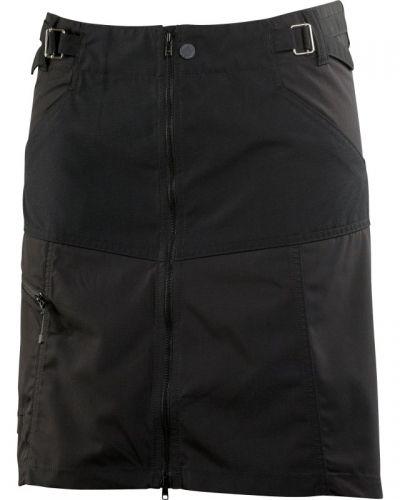 Kjol Park Ws Skirt 38, Black från Lundhags