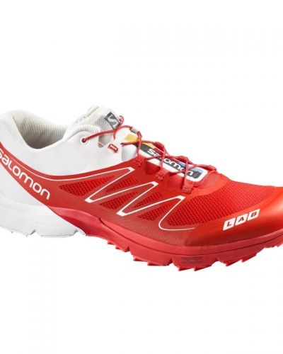 Salomon S-Lab Sense 2 UK8 / EU42, Racing Red/White/Racing Red