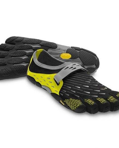Fivefingers SeeYa Men's 40, Black/Day Glow