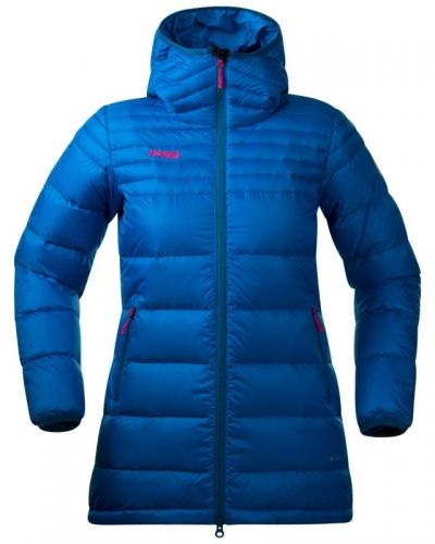 Bergans Senja Down Lady Jacket XS, Light Seablue/Deep Sea