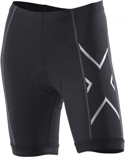 Women's Compression Cycle Short S, Black 2XU korta träningstights till dam.