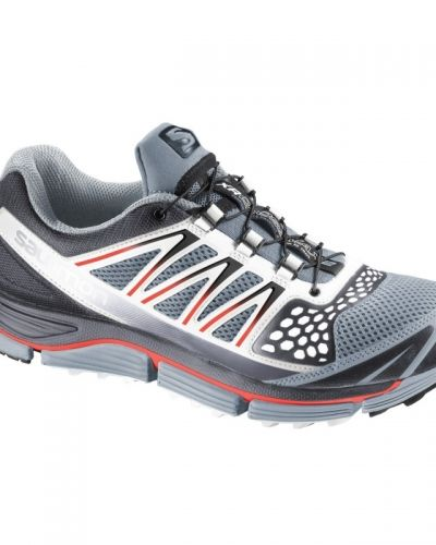Salomon Xr Crossmax 2 UK8 / EU42, Pearl Grey/Dark Cloud/Bright