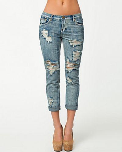 One Teaspoon baggy jeans till dam.