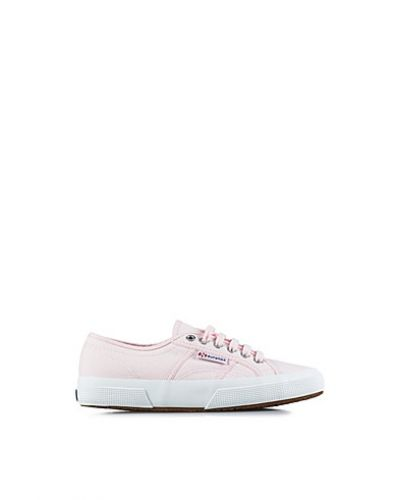 Rosa sneakers från Superga