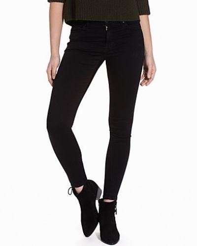 Topshop 32A Black J Jeans