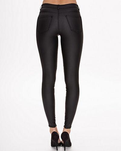 New Look 5 Pocket Coated Super Skinny Jeans