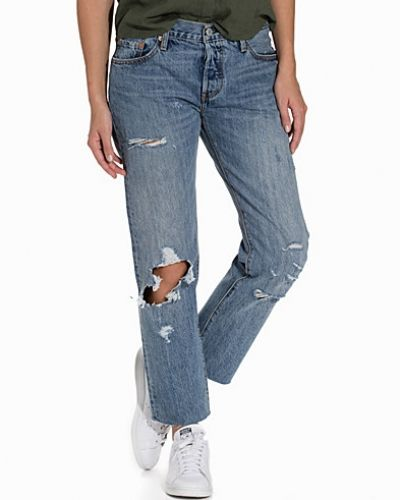 Levis straight leg jeans till dam.