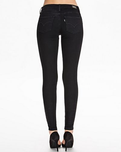 Levis 535 Leggings Soft Black