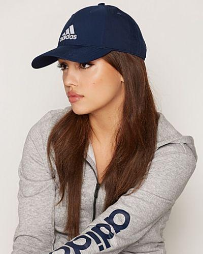 Till dam från adidas Sport Performance, en blå huvudbonad.