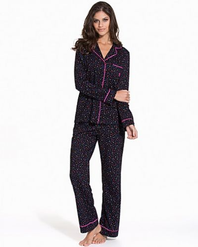 A Notch Above Long PJ Set DKNY Lounge Wear pyjamas till dam.