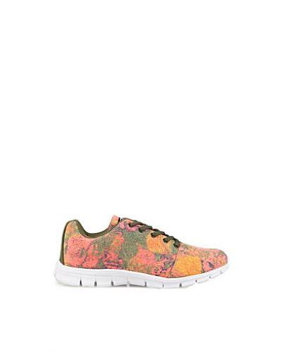 Rosa sneakers från Oill till dam.