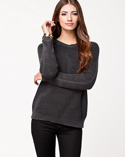 NLY Trend Acid Wash Sweater