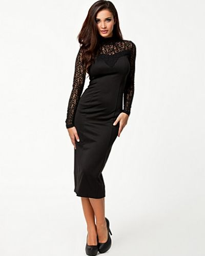 ONLY Adelle Lace High Neck
