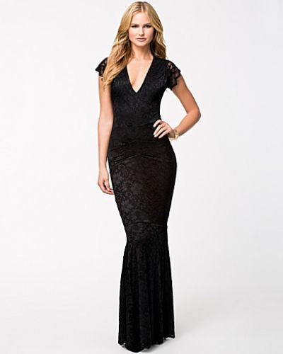 Maxiklänning Adrianna Maxi Dress från Honor Gold