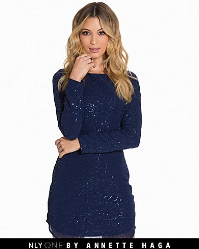 NLY One AH Sequin Web Dress