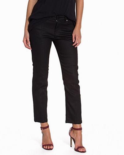 Alex Shiny Jeans Filippa K straight leg jeans till dam.