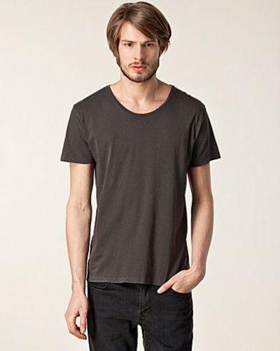 Till herr från Hope, en grå t-shirts.