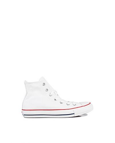 Converse sneakers till dam.