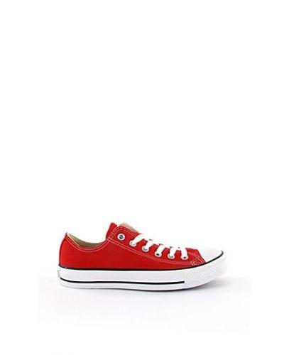 Till dam från Converse, en röd sneakers.