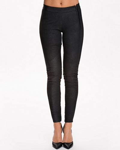 JUST FEMALE Amy Leather Pants