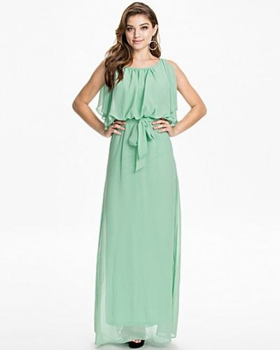 Club L Angel Wing Maxi Dress