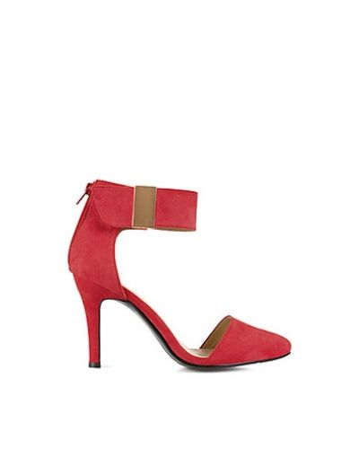 Nly Shoes Ankle Buckle Pump