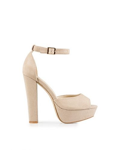 Nly Shoes Ankle Strap Sandal