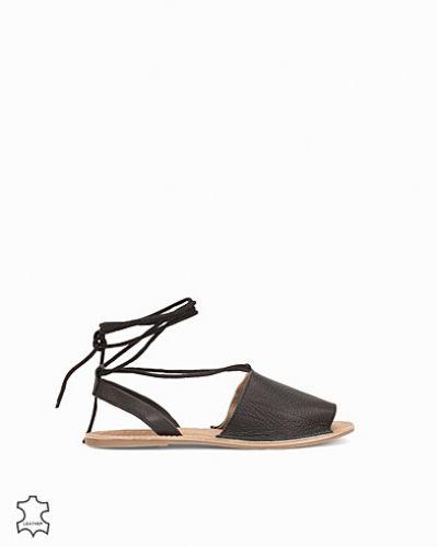 Topshop Ankle-Tie Sandals