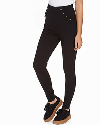 Byxa Army Detail Pants från NLY Trend