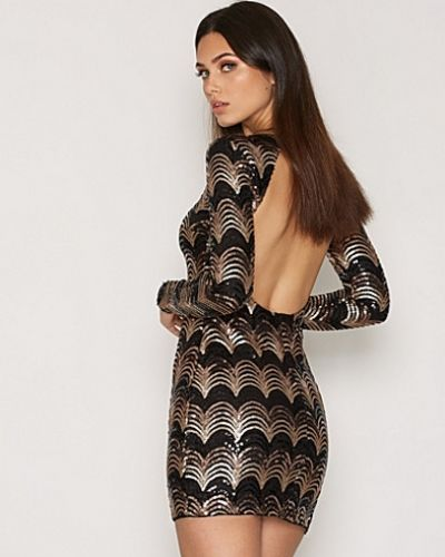 NLY Trend Artsy Sequin Dress