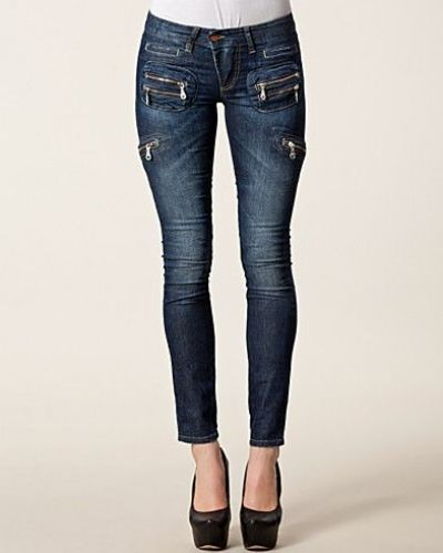 Atwater Denim Hunkydory slim fit jeans till dam.